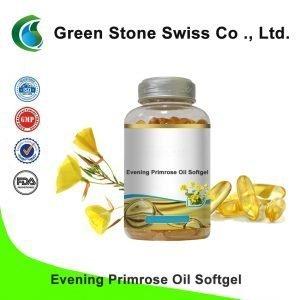 Omega 6 Epo Evening Primrose Oil Softgel GMP Certificated