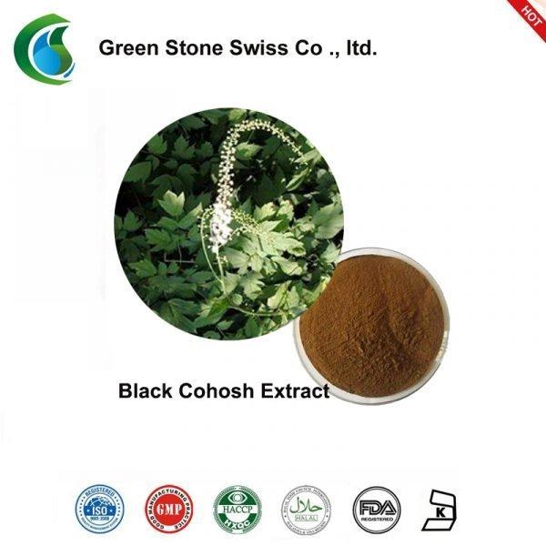 Black Cohosh Extract Botanical Extracts