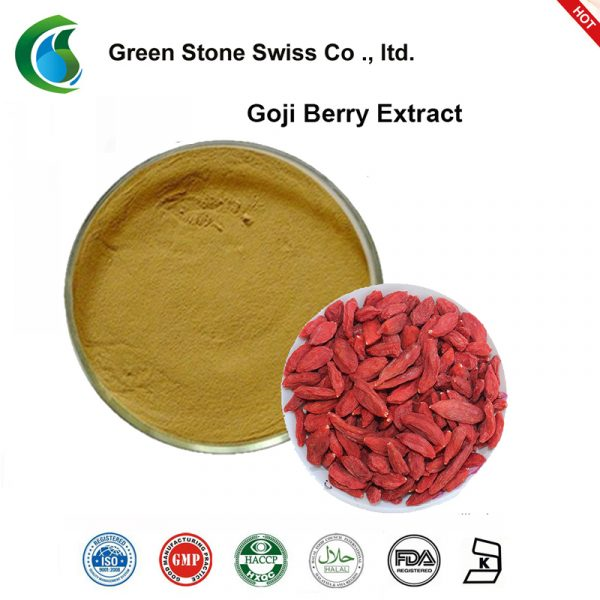 Green Plants Extracts Goji Extract