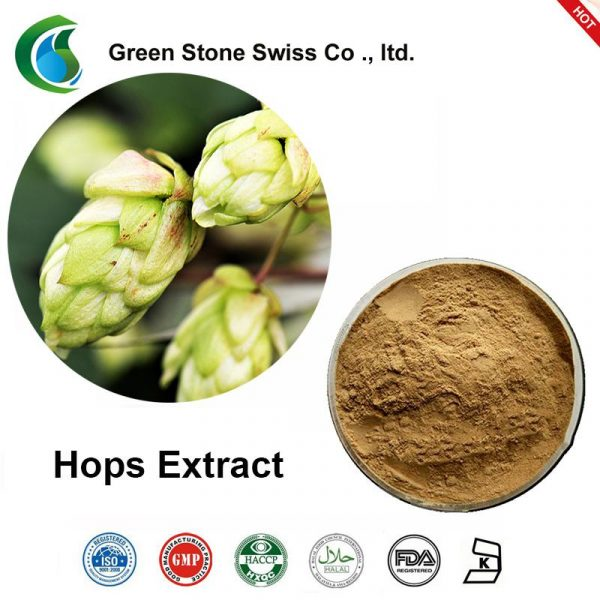 Hops Extract Greens Powder