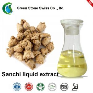 Pure Natural Plant Extracts Sanchi Liquid Extract