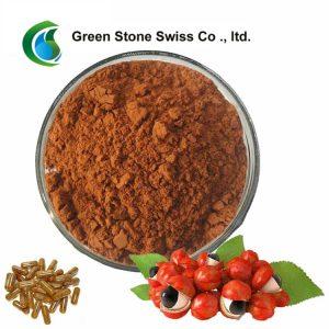Factory Supplier Guarana Seed Extract Powder Caffeine 10% 20%